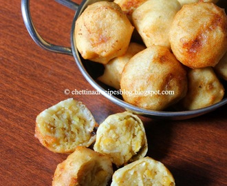 Chettinad Innipu Cheeyam / Sweet Seeyam Recipe