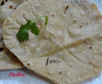 Pulkhas/Parathas/Indian Flat bread