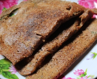 Millets Adai Dosa Recipe / Siruthaniya Adai Dosa Recipe - Millets Recipes