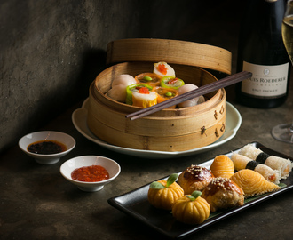 Luxury in London – Hakkasan Dim Sum Sundays