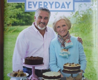 Book Review and Recipes: The Great British Bake Off Everyday