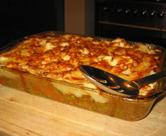 Shepherd's/Cottage Pie Like Mother Used To Make