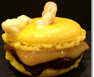 Great British Bake Off: Banoffee Macarons recipe