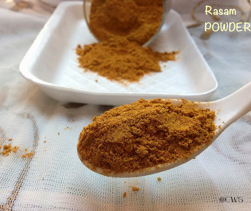 Home Made Rasam Powder