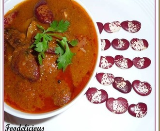 Khandeshi Style Broad Bean Curry