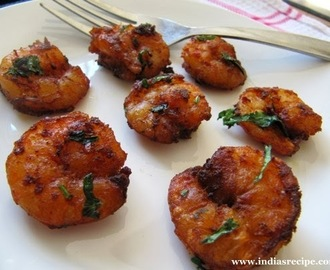 Prawns Fry – How to make Prawns Fry