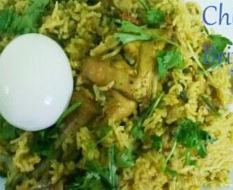 Chicken Biryani (Pressure Cooker version)
