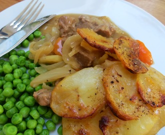 The Hairy Bikers Lean lamb hotpot