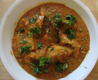 Young Jackfruit Curry (Kathal ki Sabji)
