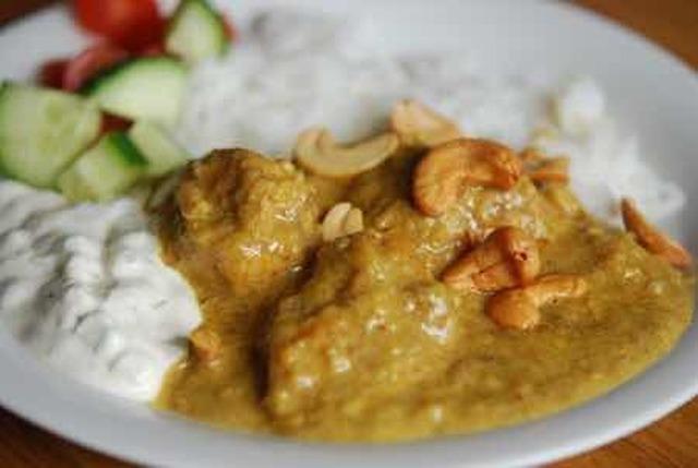 indisk korma recept