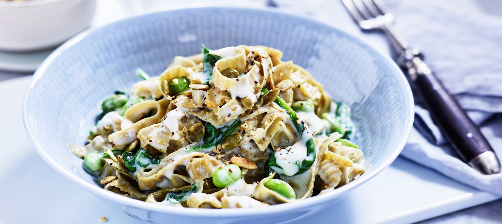 Pasta supergreen - Recept | Arla
