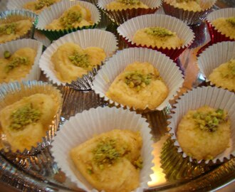 Pineapple Sandesh