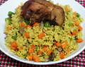 How to cook Nigerian Fried Rice