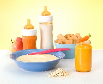 Baby Steps: An Indian's Guide to Baby Food