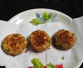 rajma tikki - rajma patties - rajma cutlet -how to make rajma tikki Kidney beans patties-easy snack ideas