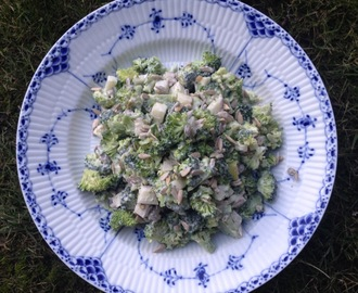 Super nem broccolisalat