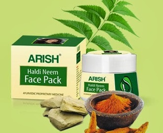 Product Review: Arish Ayurvedic Haldi Neem Face Pack