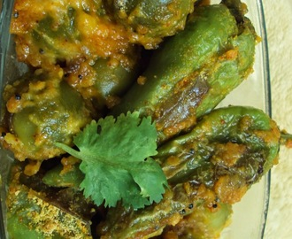 Recipe of Bharva Mirchi & Gunda | How to Make Stuffed Green Chilli & Fragrant Man Jack