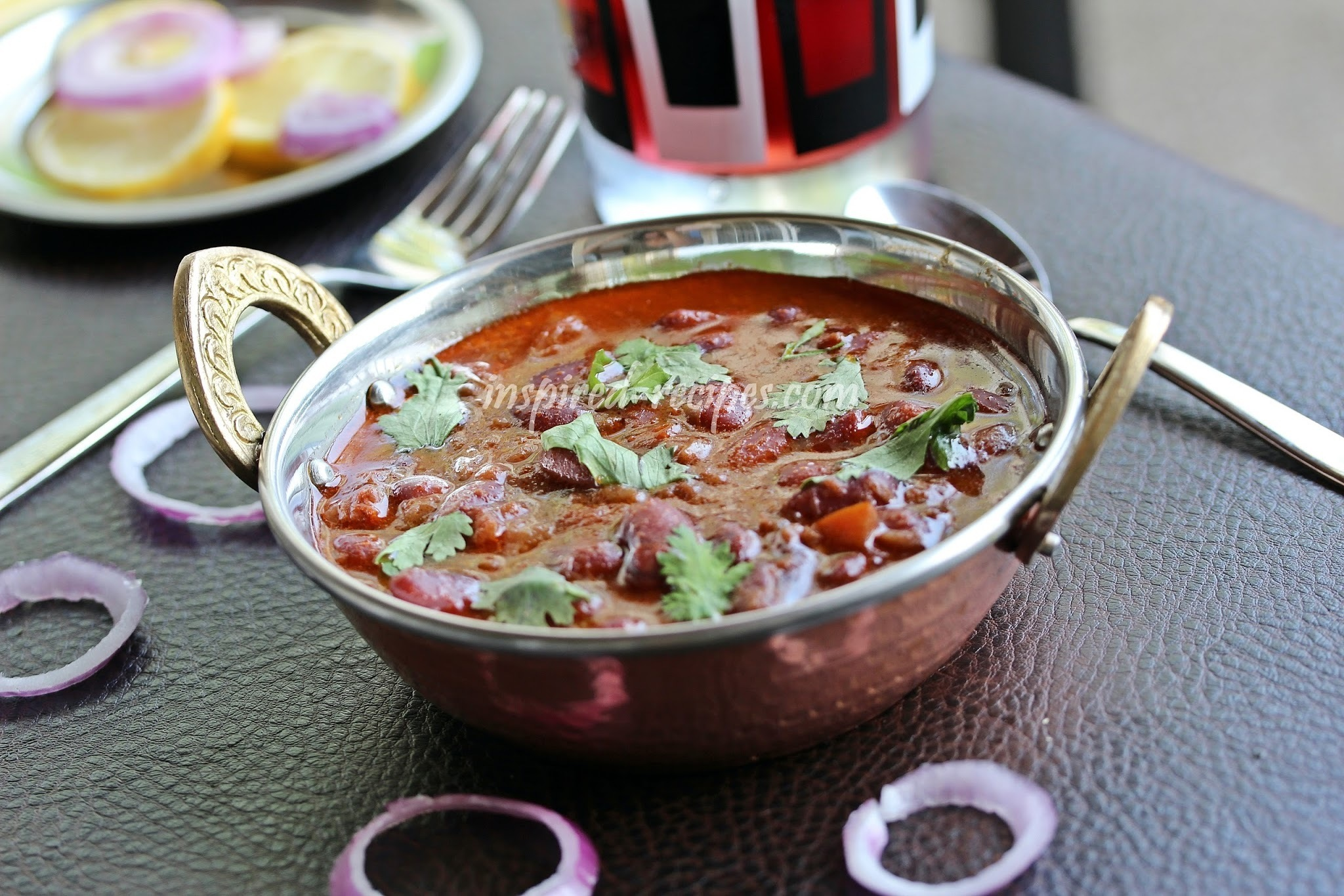 Rajma Masala (Spicy Red Kidney Beans)