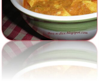Tasty Paneer Curry in a Hurry Recipe