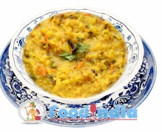 Tasty Diet Food Moog Dal Khichdi Recipe