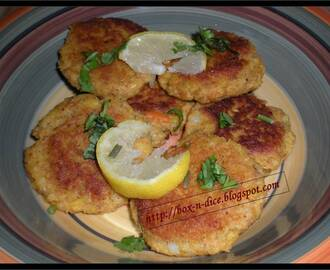 Leftover Delight- Khichdi Tikki Recipe