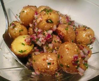 Kartoffelsalat A La Bearnaise Opskrift Fra Mytaste