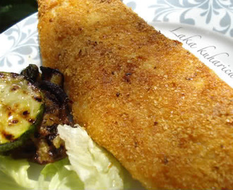 Hrskavi fileti grgeča :: Crispy fried perch fillets
