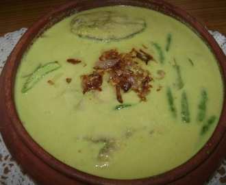 Meen Paal Curry/Fish Molee (Traditional Fare)