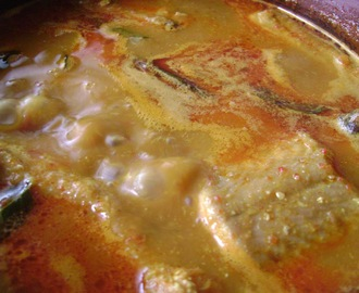 Mangalore fish curry (Traditional Fare)