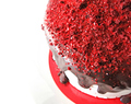 BOMBON RED VELVET CAKE (y mini-tiny cake)