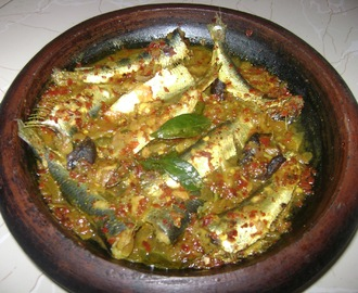 Kollam Special fish Curry (Traditional Fare) Seafood