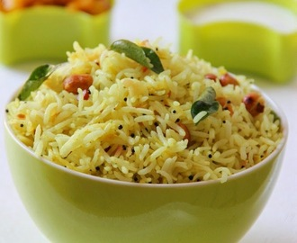 Raw Mango Rice/ Mangai Sadam