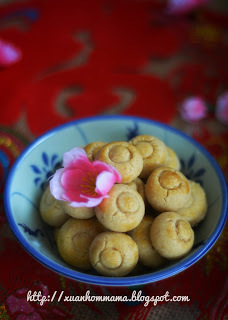 传统花生饼 Traditional Peanut Cookies