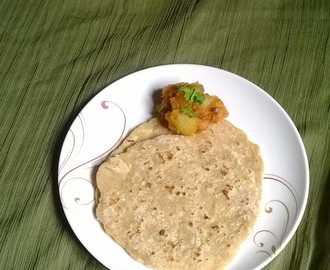 Potato Chapathi
