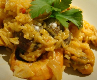 Arroz de Marisco / Seafood Rice