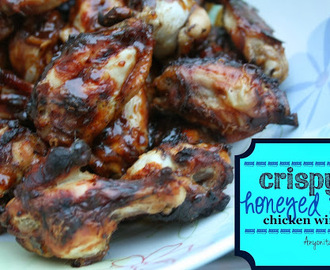 Crispy Honeyed Soy Chicken Wings Recipe