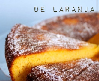Guest Post # O Bolo de Laranja do Mum's the Boss