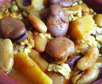 Recetas de potaje de habas frescas mytaste for Como se cocinan las habas