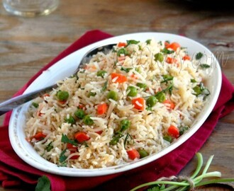 North Indian Rice Recipes For Weekday Cooking!!!