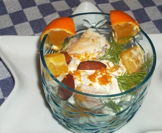 Forel – sinaasappel cocktail