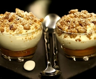 LE CRUMBLE DE CHRISTOPHE MICHALAK