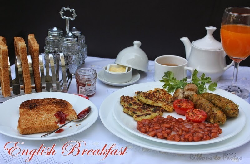 Full English Breakfast from Great Britain