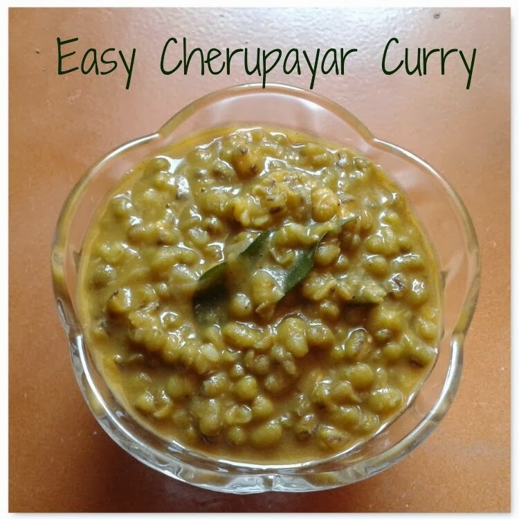 Easy Moong Dal Curry