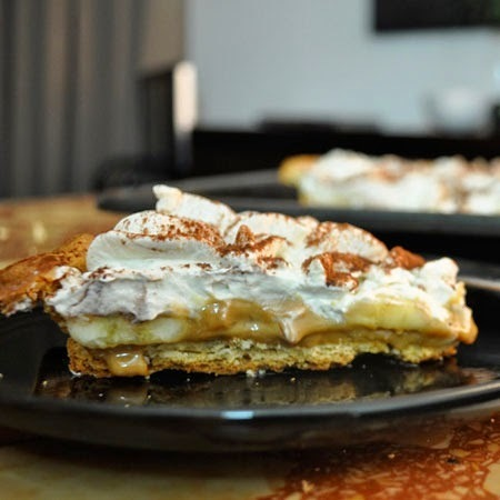 Mille Feuille Banofee