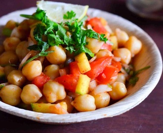 Channa Chaat Recipe| Easy Snack Recipes