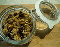 Walnut and Cherry Maple Granola