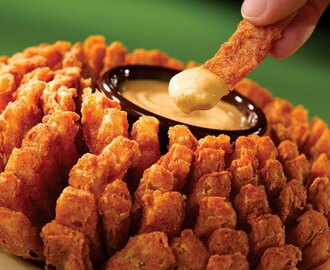 Blooming Onion do Outback