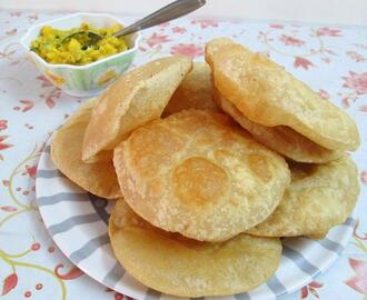 HOW TO MAKE PERFECT SOFT POORIS
