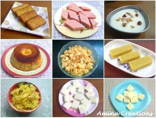EID SPECIAL SWEET RECIPES